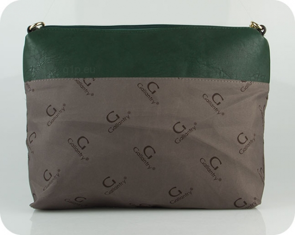 taschen online shop 6098 gallantry paris handtasche damentasche kunstleder braun. Black Bedroom Furniture Sets. Home Design Ideas